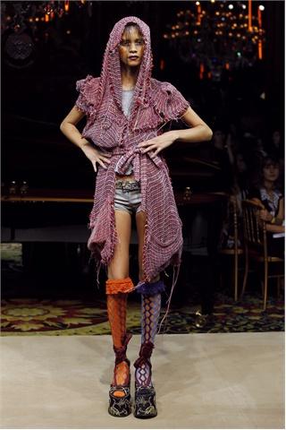 Vivienne Westwood Spring Summer 2012