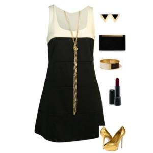 rinascimento chain dress fb